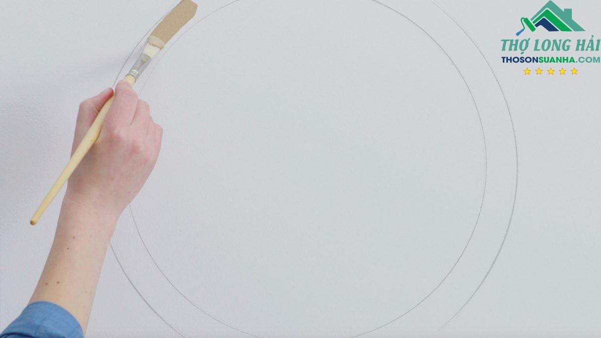 họa tiết vòng tròn