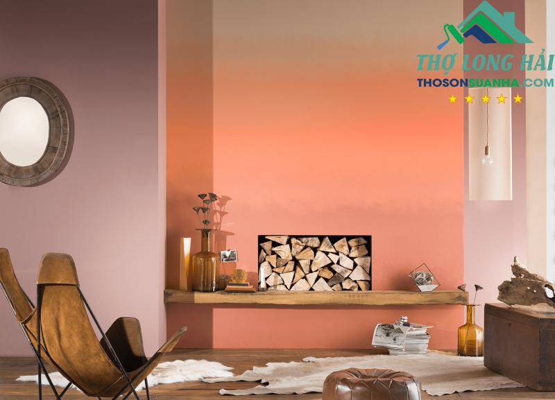 Một không gian hoàng hôn lãng mạng, nhẹ nhàng ấm cúng cho không gian riêng của bạn trong căn nhà.