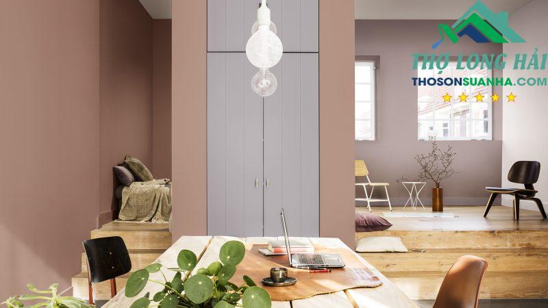 Một không gian tươi mới, tràn đầy năng lượng cho phòng làm việc của bạn.