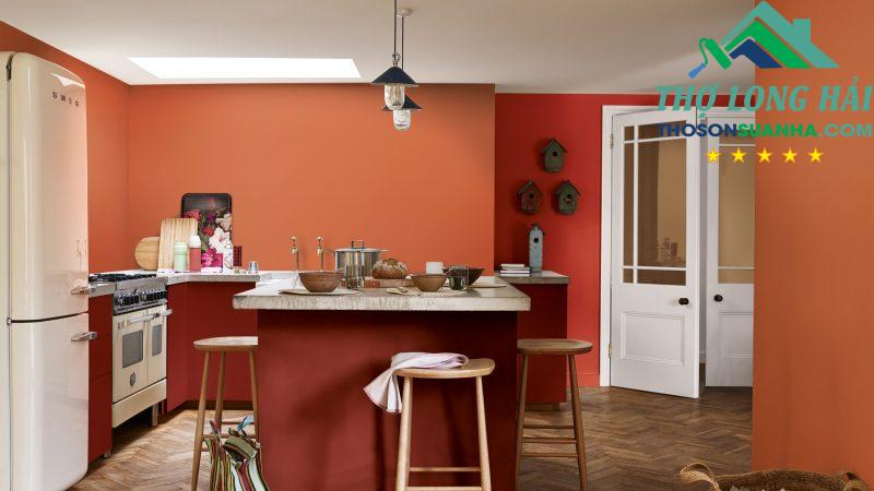 Một không gian tuyệt vời cho những bữa cơm gia đình để gắn kết và hâm nóng tình cảm gia đình.