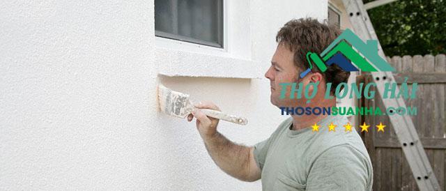 Với công trình mới thì nên sử dựng sơn chống thấm cho tường để bảo vệ bức tường một cách tối ưu