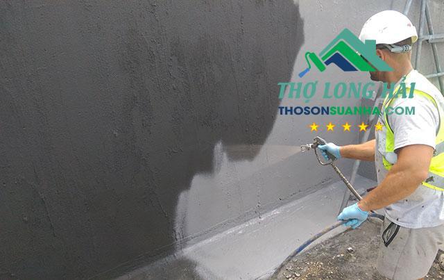 Với nhiều công dụng đặc biệt thì sơn chống thấm được ứng dụng rộng rãi