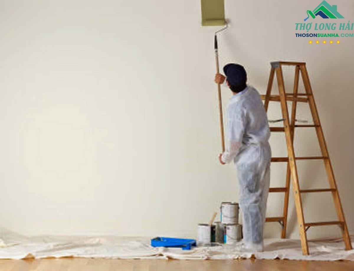 Bỏ dùng sơn lót