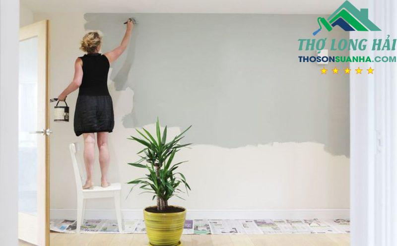 Chọn chất lượng sơn sẽ như mặc áo giáp cho bức tường nhà bạn.