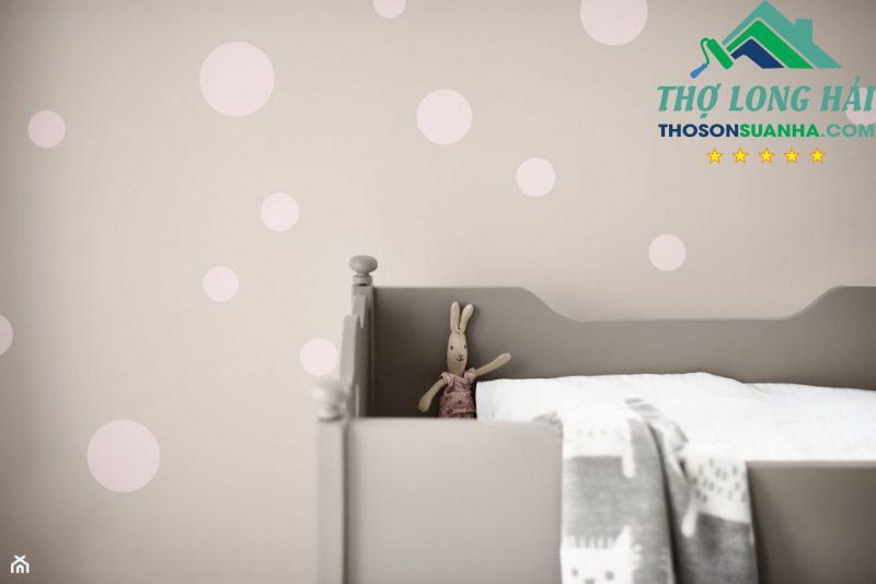 Một không gian vui tươi, sáng tạo và sinh động cho chính bạn tạo ra cho các bé cưng nhà mình