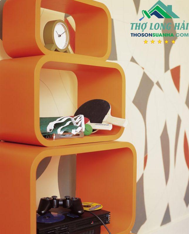 Chỉ cần mix lại những nội thất xung quanh căn phòng bạn đã có thể thổi mới không gian một cách kì diệu
